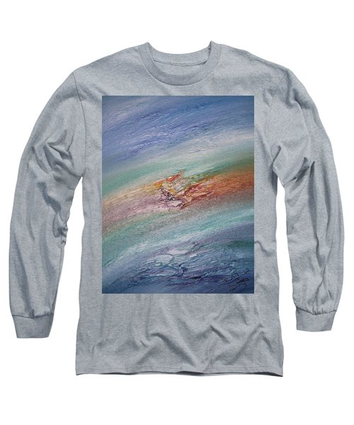 Original Abstract Masterpiece Long Sleeve T-Shirt