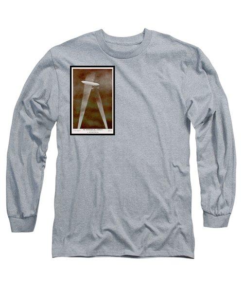 American Beaver Swimming Long Sleeve T-Shirt