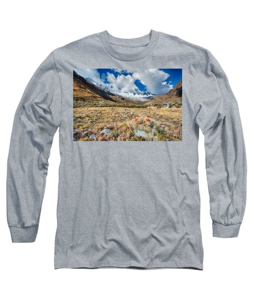 Paso Punta Union  Long Sleeve T-Shirt