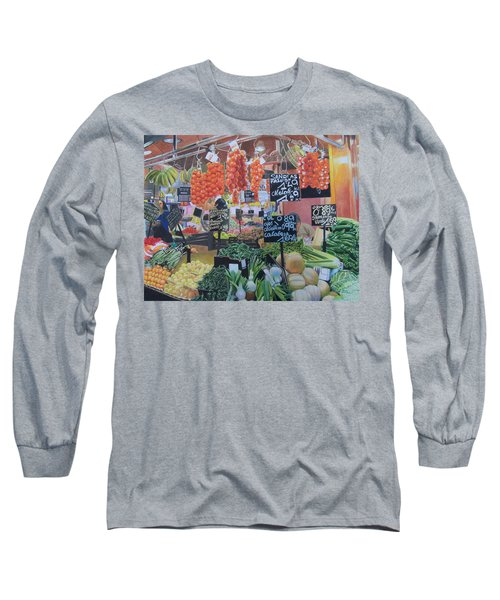 Cornucopia Long Sleeve T-Shirt