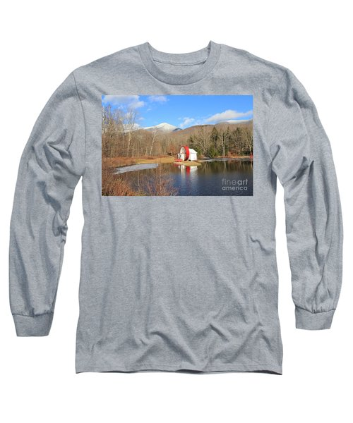 Indian Head Long Sleeve T-Shirt