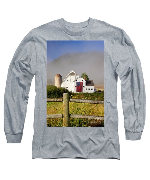 Park City Barn Long Sleeve T-Shirt