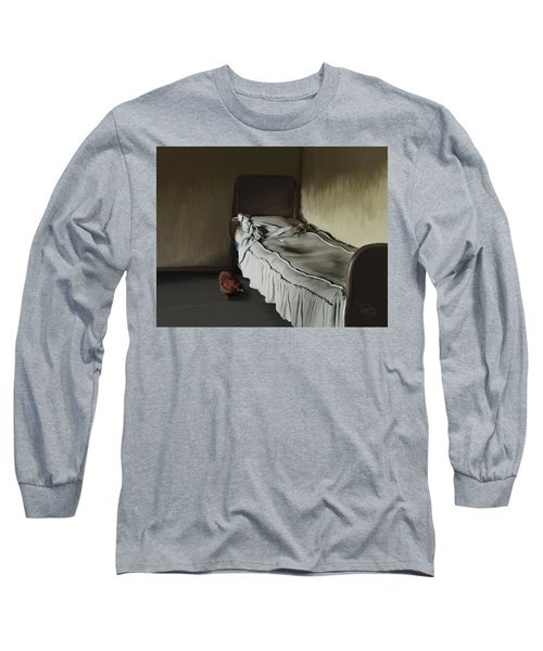 6. Where Is My Egg? Long Sleeve T-Shirt