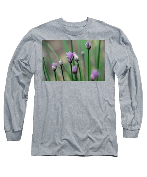 Long Sleeve T-Shirt featuring the photograph A Culinary Necessity by Debbie Oppermann
