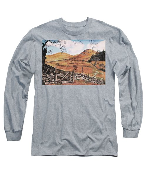 A Day In The Country Long Sleeve T-Shirt