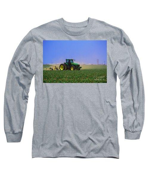 A Day On The Farm Long Sleeve T-Shirt