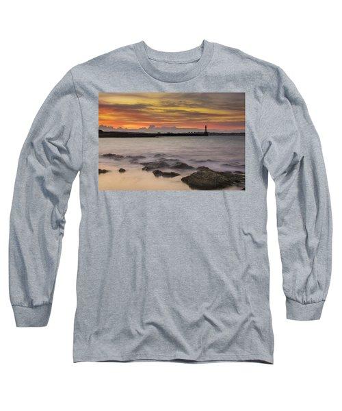 A Far Away City Long Sleeve T-Shirt