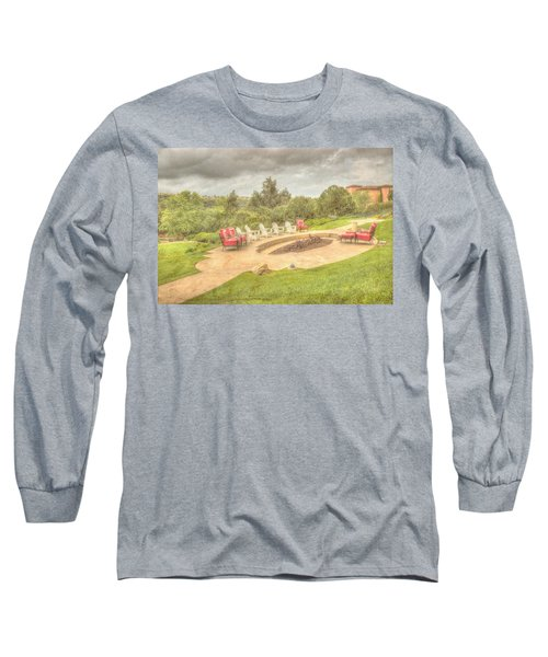 A Gathering Of Friends Long Sleeve T-Shirt