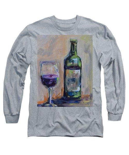A Good Pour Long Sleeve T-Shirt