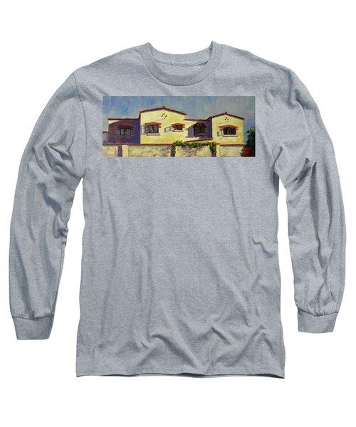 A Home In Barranco Long Sleeve T-Shirt