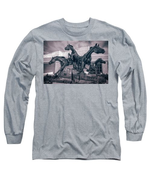 A Monument To Freedom II Long Sleeve T-Shirt