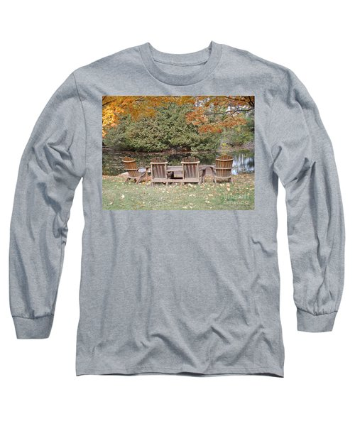 Relax For A Moment  Long Sleeve T-Shirt