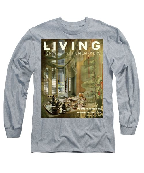 A Table Set By Community With China By Royal Long Sleeve T-Shirt