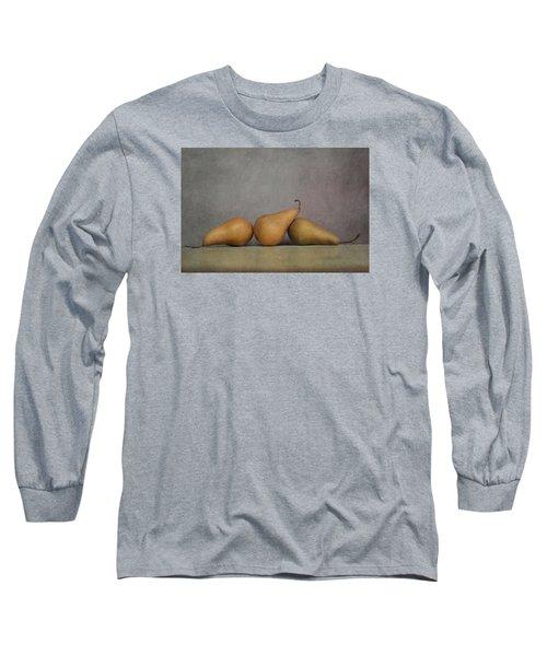 A Threesome Long Sleeve T-Shirt