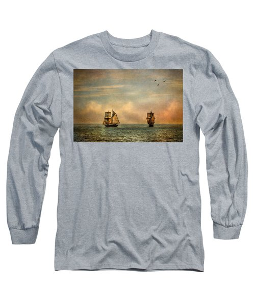 A Vision I Dream Long Sleeve T-Shirt
