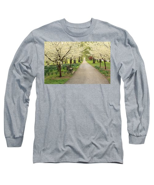 A Walk In Tower Grove Long Sleeve T-Shirt