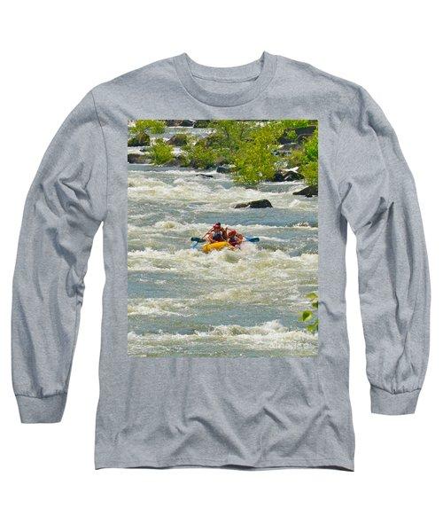 A Wild Ride Long Sleeve T-Shirt