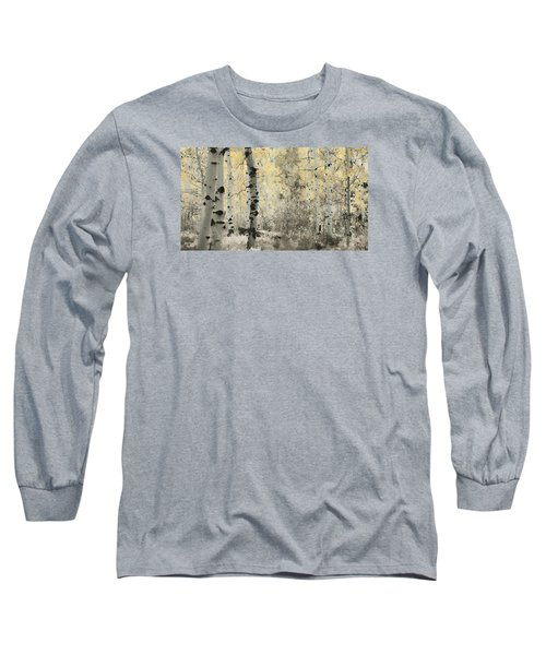 A Wisp Of Gold Long Sleeve T-Shirt
