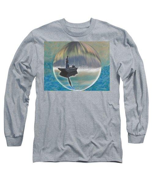 A World Of Good Fishing Long Sleeve T-Shirt