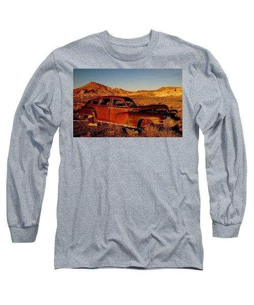 Abandoned And Forgotten Long Sleeve T-Shirt