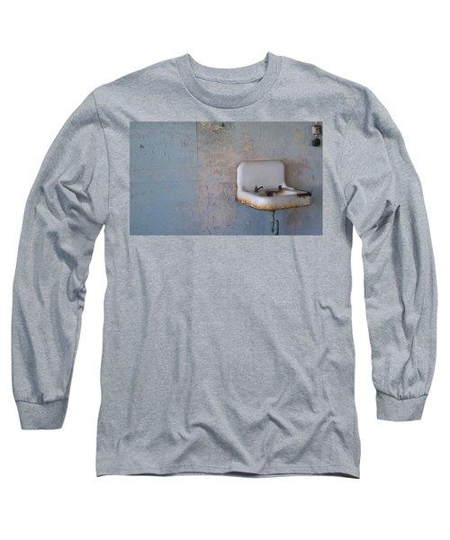Abandoned Sink Long Sleeve T-Shirt