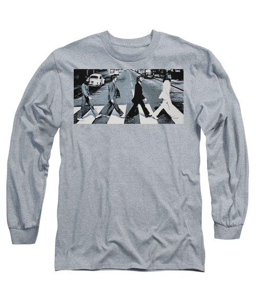 Abbey Road 2013 Long Sleeve T-Shirt