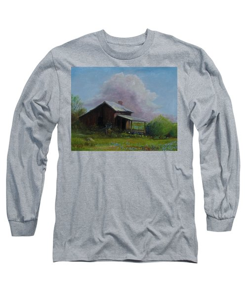 Abondoned Memories  Long Sleeve T-Shirt by Gene Gregory