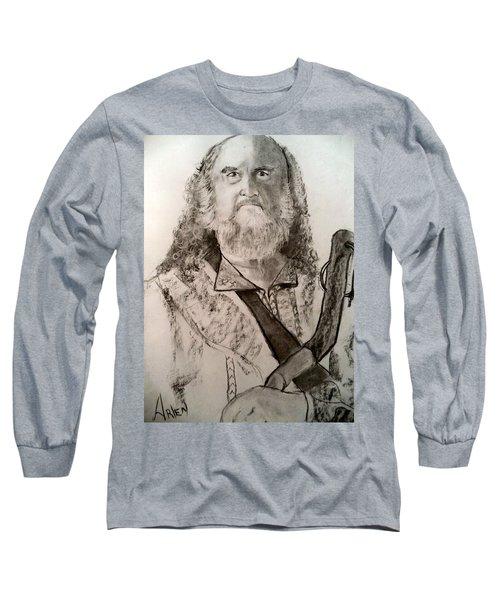 Abraham Long Sleeve T-Shirt