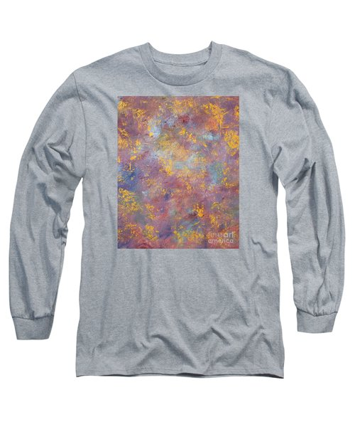 Abstract Impressions Long Sleeve T-Shirt