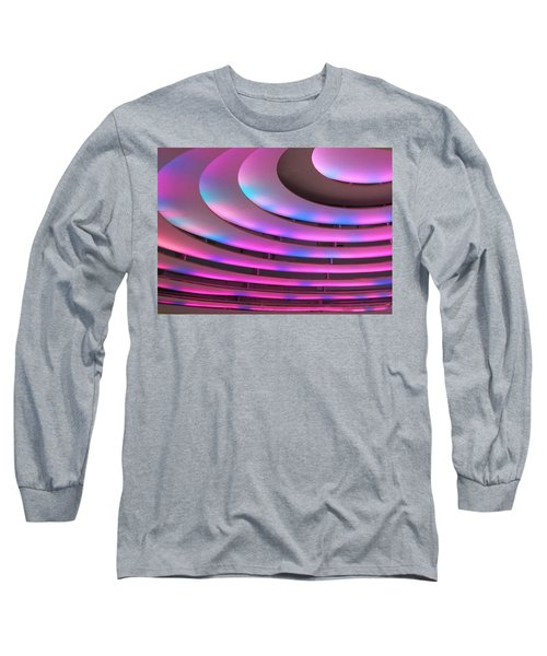 Abstract Light Long Sleeve T-Shirt