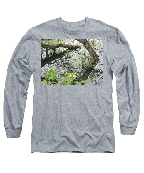 Abstract Nature 2 Long Sleeve T-Shirt