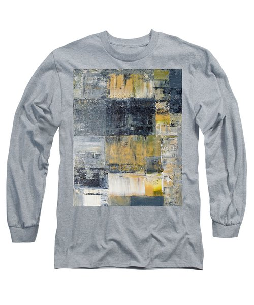 Abstract Painting No. 4 Long Sleeve T-Shirt
