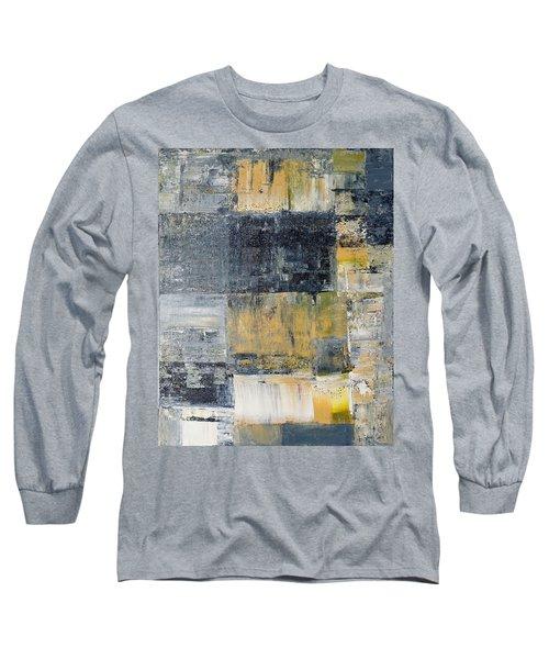 Abstract Painting No. 4 Long Sleeve T-Shirt