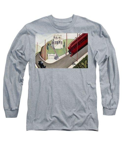 Adams Hill Long Sleeve T-Shirt