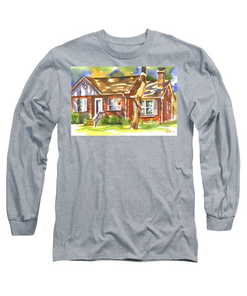 Adams Home Long Sleeve T-Shirt