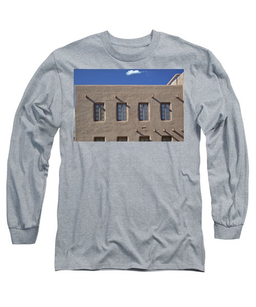 Adobe Architecture II Long Sleeve T-Shirt