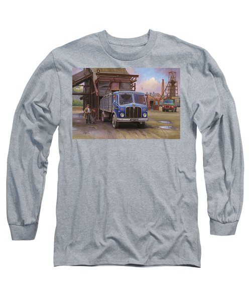 Aec Mercury Tipper. Long Sleeve T-Shirt