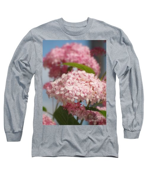 Long Sleeve T-Shirt featuring the photograph Aelise by France Laliberte
