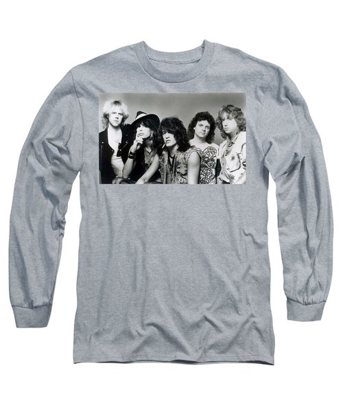 Aerosmith - What It Takes 1980s Long Sleeve T-Shirt by Epic Rights