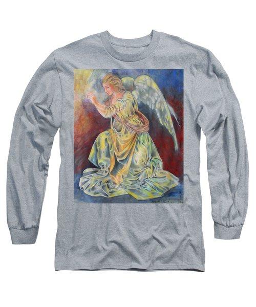 After Da Vinci Long Sleeve T-Shirt
