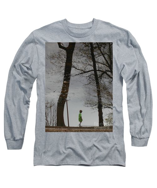After Soccer Long Sleeve T-Shirt