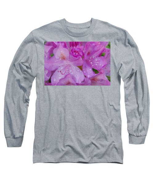 Long Sleeve T-Shirt featuring the photograph After The Rain by Aimee L Maher Photography and Art Visit ALMGallerydotcom