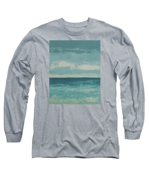 After The Rain Long Sleeve T-Shirt by Gail Kent