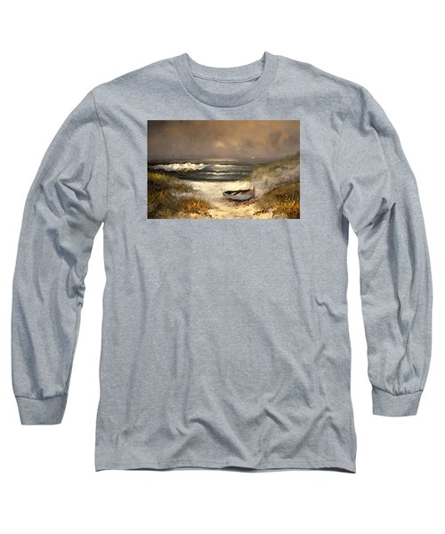 After The Storm Passed Long Sleeve T-Shirt