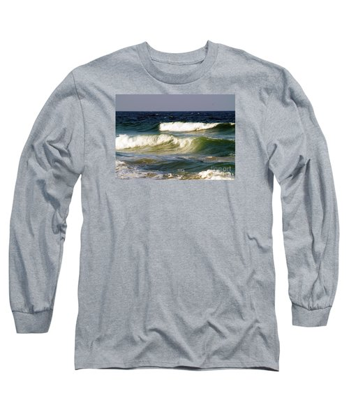 Aftermath Of A Storm Long Sleeve T-Shirt by Patricia Griffin Brett