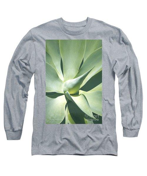 Agave Plant 1 Long Sleeve T-Shirt