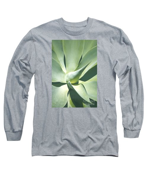 Agave Plant 1 Long Sleeve T-Shirt