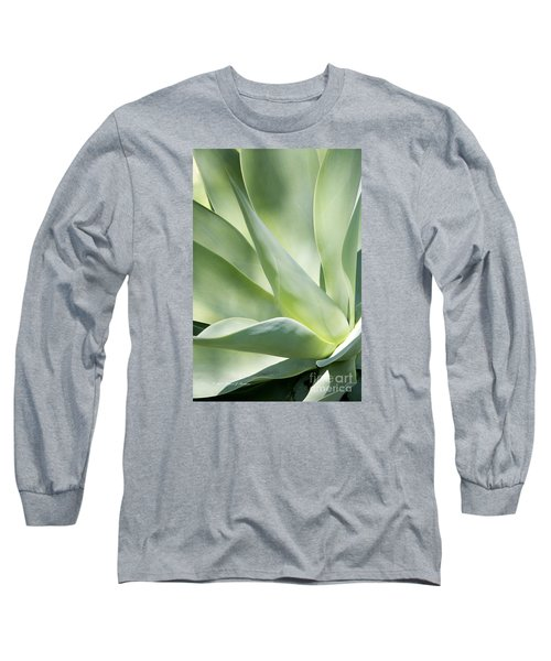 Agave Plant 2 Long Sleeve T-Shirt