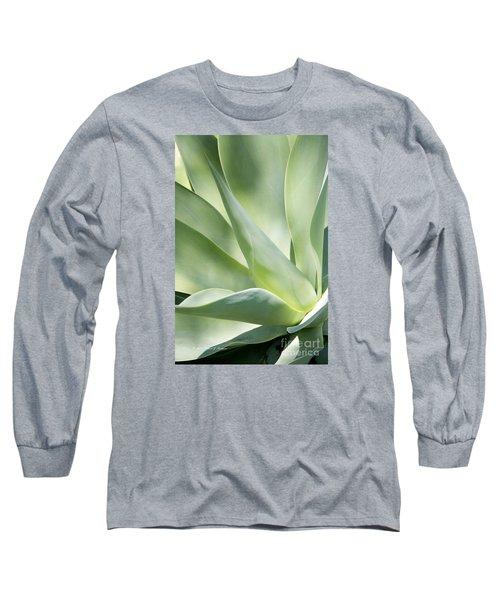 Agave Plant 2 Long Sleeve T-Shirt