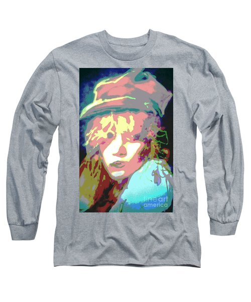 Age Of Aquarius Long Sleeve T-Shirt